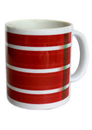 motif design printed mug