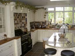 beautiful kitchen tiles country style taste