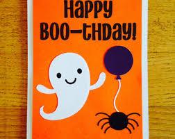 halloween card etsy