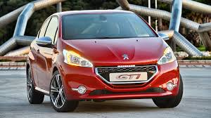 peugeot 208 gti 2013 meet the peugeot 208 gti drive news