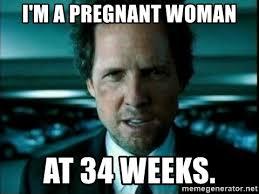 Pregnant Woman Meme - i m a pregnant woman at 34 weeks allstate mayhem meme generator