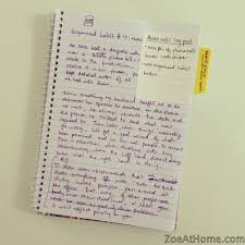 organised habit 4 leave yourself a starting point zoeathome com