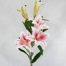 Casablanca Flower - category artificial lily flowers