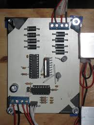 Stepper Motor Driver Wiring Diagram L297 298 Stepper Motor Controller Foxytronics