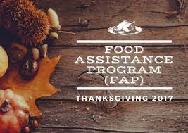 food assistance program fap thanksgiving 2017 christian