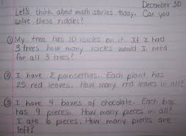 writing a math paper amy pyle miss pyle s 2013 winter writing today i wrote a few math riddles can you solve them you might want to try writing some math stories for your winter writing book