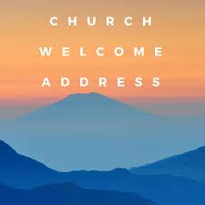 Thanksgiving Welcome Speech Chairman Welcome Speech For Church Harvest