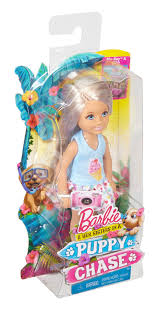 barbie sisters puppy chase chelsea doll ice