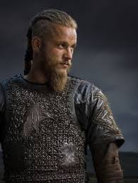 why did ragnar cut his hair the words of saint ragnar lothbrok used in the fictional series