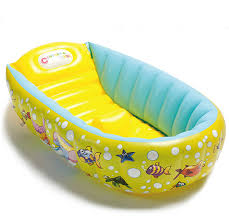 Portable Bathtub For Kids 13pcs Set Portable Inflatable Baby Bath 0 3 Year Kids Bathtub