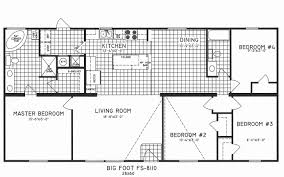Single Story Open Floor Plan Homes Awesome Cube House Floor Plans