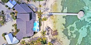 Grand Cayman Islands Map 6br Far Tortuga Oceanfront Rental Villa With Private Pool And Dock