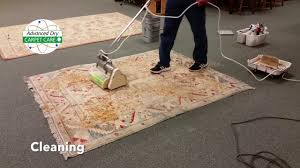 How Clean Rug How Can We Clean An Area Rug Without Water Youtube