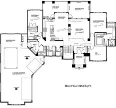 custom house blueprints custom ranch home plans