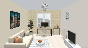 Home Design 3d Living Room by 14 Tips To Design Your Home Office Space Designer 3d