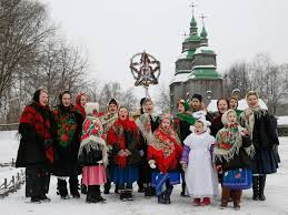 orthodox christians celebrate christmas around the world the