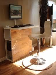 bureau pc meuble le meuble informatique 80 idées magnifiques en photos archzine