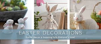 easter rabbits decorations easter decorations easter decor kirklands
