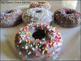 super easy doughnut recipe using cake mix so excited to find