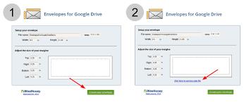 google docs envelope template best template idea