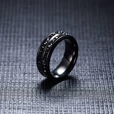 aliexpress buy modyle new fashion wedding rings for online shop modyle 2017 new fashion men rings black crystyal rings