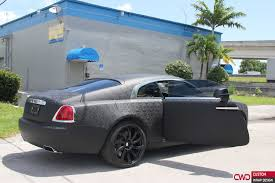 roll royce custom rolls royce wraith 3d jungle wrap