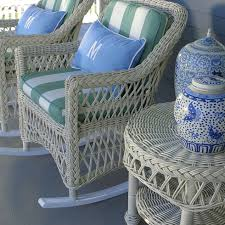 How To Restore Wicker Patio Furniture by How To Care For Your Outdoor Furniture Home Style