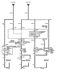 acura turn signal wiring diagram acura wiring diagrams and