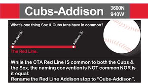 Cta Map Red Line Topic Addison Red Line Change Org