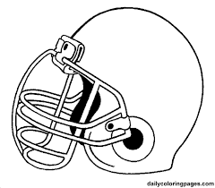free football coloring pages kids learning tools kids