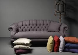 Linen Chesterfield Sofa by Chesterfield Sofa Velvet Linen Leather Bradwell Fleming