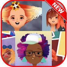 toca boca hair salon me apk toca boca hair salon 2 mod apk best hair salon 2017