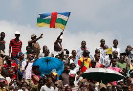 Mass Flag Pope Prays For Peace At Bangui Mass Diocese Of Knoxville