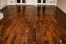 walnut wood floors walnut solid wood flooring and stairs in