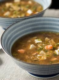 cuisiner avec ce que l on a dans le frigo soupe de miso au tofu ricardo