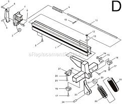 Ryobi Table Saw Manual Ryobi Bt3000 Parts List And Diagram Ereplacementparts Com