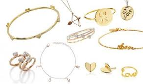 s day jewelry for the best heart shape jewellery for s day style