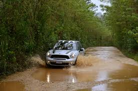 mudding cars mini countryman wins the