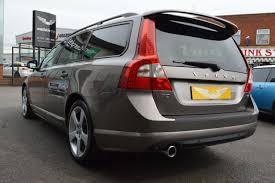big volvo used volvo v70 2 4d 175 r design se premium 5dr geartronic big
