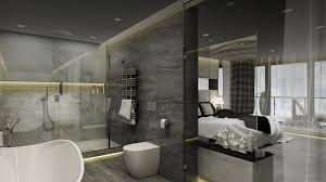 contemporary bathrooms london great small shower shootfactory