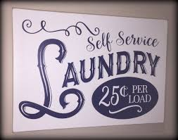 Etsy Laundry Room Decor by Laundry Wood Sign Laundry Self Service Laundry Sign Laundry