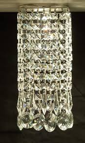 Chandelier Magnetic Crystals Luxe Crystal Vegas Easy Clip On Magnet Mini Crystal Chandelier