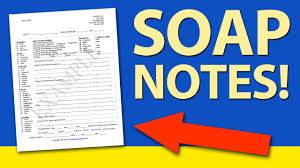 soap notes and soap note example youtube