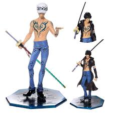 assembled 2 bodies 24cm one piece come on trafalgar d water law