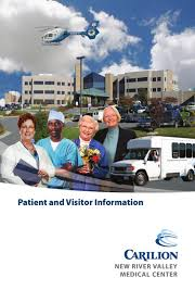Carilion Clinic Family Medicine Southeast Patient Guide Carilion New River Valley Medical Center By