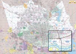 map houston harris county houston harris county wall map