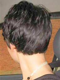 back views of short hairstyles hairstyles back view of short haircuts back view of short