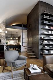 Interior Decoration In Home Best 25 Small Loft Apartments Ideas On Pinterest Small Loft