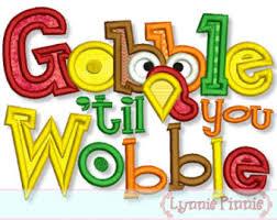 thanksgiving clip gobble til you wobble 101 clip