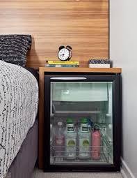 mini fridge in bedroom mini fridge storage space could be used as a nightstand buy me
